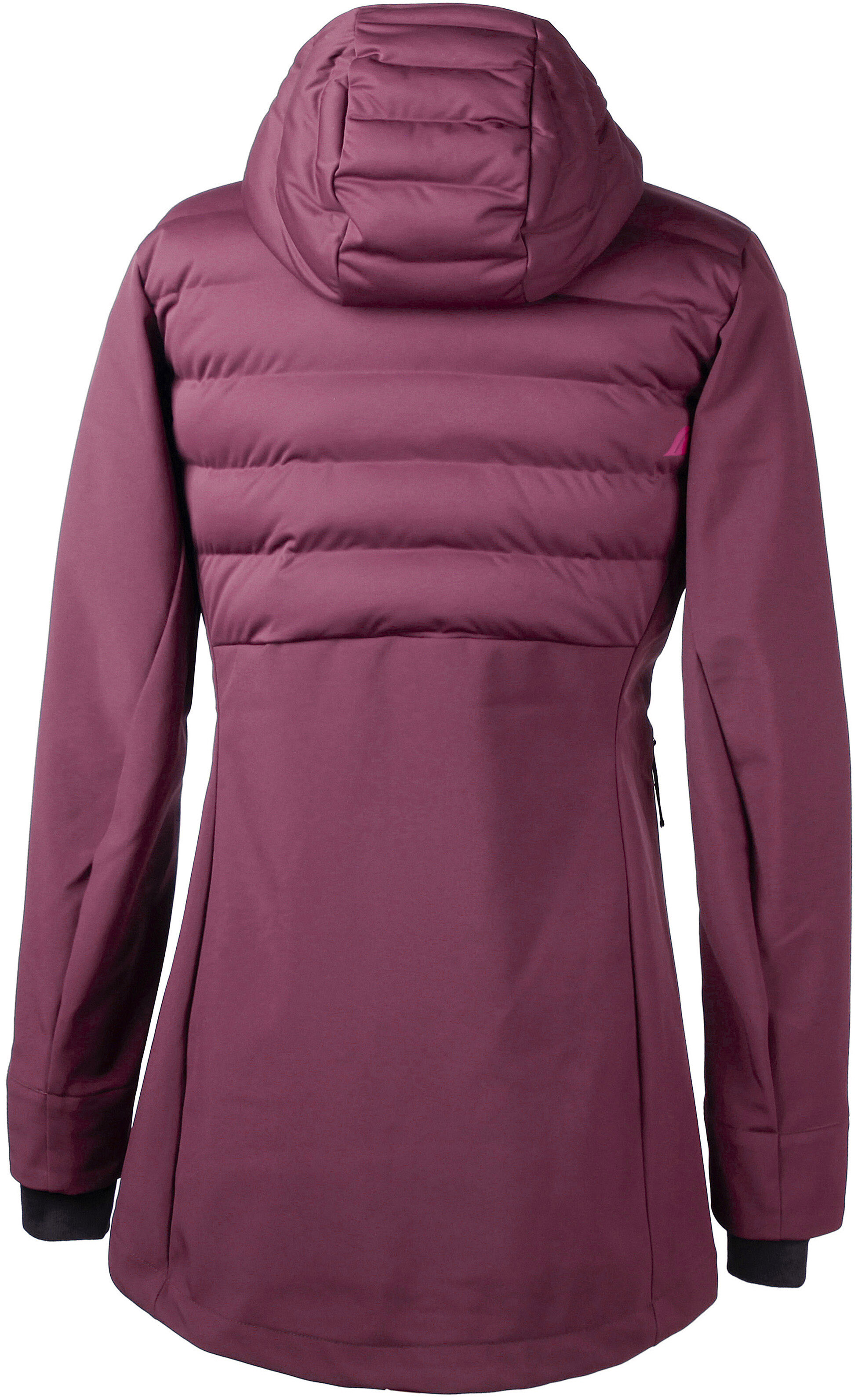 146d9d41 Didriksons 1913 Linda Parka Women wine red at Addnature.co.uk